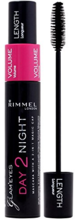 Rimmel Rimmel London Glam'Eyes Day 2 Night 9,5ml - 001 Black