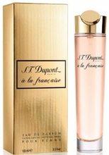 S.T. Dupont S.T. Dupont A la Francaise Pour Femme parfémovaná voda Pro ženy 100ml