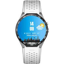 Smart Watch Chytré pánské hodinky Smart Watch KW88 (Bílé)
