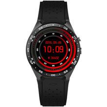 Smart Watch Chytré pánské hodinky Smart Watch KW88 (Černé)