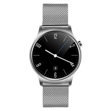 Smart Watch Smart Watch GW01 stříbrná/ocelový náramek