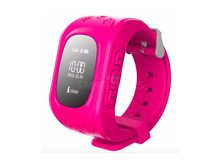 Smart Watch Smart Watch Q5 -Dětské- růžové