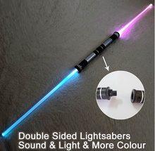 Star Wars 2 kusy světelného a zvukového meče
