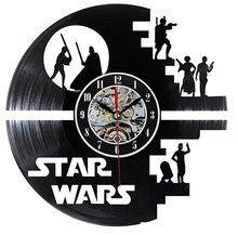 Star Wars Nástěnné hodiny Hvězdné Války 110