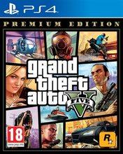 Take 2 HRA PS4 GTA V. PREMIUM EDITION
