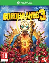 Take 2 HRA XONE BORDERLANDS 3