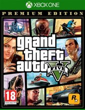 Take 2 HRA XONE GTA V. PREMIUM EDITION
