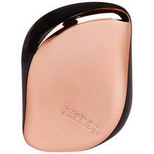Tangle Teezer Tangle Teezer COMPACT Styler kartáč na vlasy Black Rose Gold