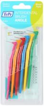TePe TePe Angle Interdental Brush Mixed Pack 6pcs