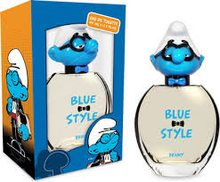 The Smurfs The Smurfs Blue Style Brainy EDT 50ml