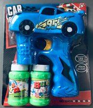 Tm Toys Hrací a svítící bublifuk - Auto