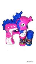 Tm Toys Hrací a svítící bublifuk - Mořský koník