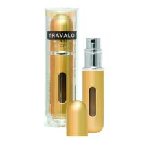 Travalo Travalo Classic plnitelný rozprašovač parfémů Gold 5ml