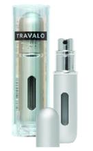 Travalo Travalo Classic plnitelný rozprašovač parfémů Silver 5ml