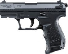 Umarex Airsoft Pistole Walther P22 černá ASG