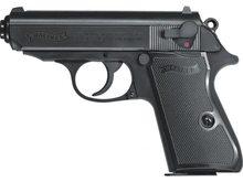 Umarex Airsoft Pistole Walther PPK/S černá Metal Slide ASG