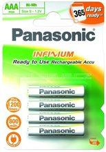 Umarex  Baterie Panasonic AAA-P03i Ni-Mh 800mAh 1,2V 1ks