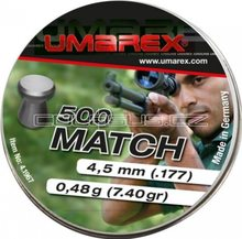 Umarex Diabolo Umarex Pro Match 500ks cal.4,5mm