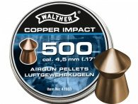 Umarex Diabolo Walther Copper Impact 500ks cal.4,5mm