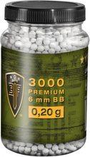 Umarex Kuličky BB 6mm 0,20g 3000 ks bílé Elite Force