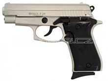 Umarex Plynová pistole Ekol P29 satén nikl cal.9mm