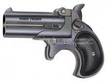 Umarex Plynová pistole ROHM Derringer černý cal.9mm