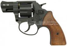 Umarex Plynový revolver Rohm RG59 černý cal.9mm