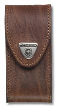Victorinox Kožené pouzdro Victorinox hnědé