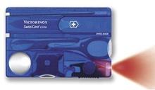 Victorinox SwissCard Lite - modrá/transparentní