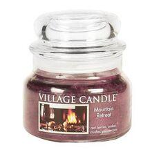 Village Candle Svíčka ve skleněné dóze Village Candle Horské zátíší, 312 g