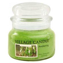 Village Candle Svíčka ve skleněné dóze Village Candle Jarní probuzení, 312 g