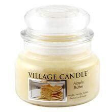 Village Candle Svíčka ve skleněné dóze Village Candle Javorový sirup, 312 g