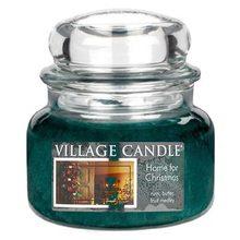 Village Candle Svíčka ve skleněné dóze Village Candle Kouzlo Vánoc, 312 g