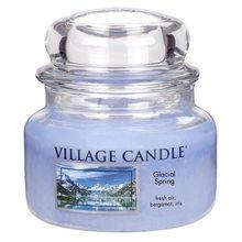 Village Candle Svíčka ve skleněné dóze Village Candle Ledovcový vánek, 312 g