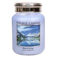Village Candle Svíčka ve skleněné dóze Village Candle Ledovcový vánek, 737 g