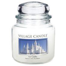 Village Candle Svíčka ve skleněné dóze Village Candle Ledové králoství, 454 g
