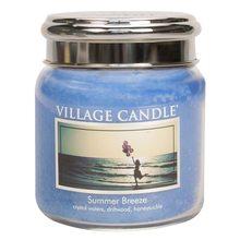 Village Candle Svíčka ve skleněné dóze Village Candle Letní vánek, 454 g