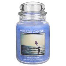 Village Candle Svíčka ve skleněné dóze Village Candle Letní vánek, 737 g