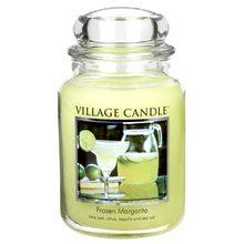 Village Candle Svíčka ve skleněné dóze Village Candle Margarita, 737 g