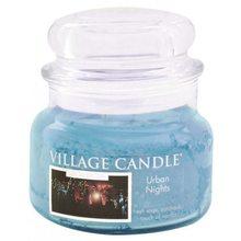 Village Candle Svíčka ve skleněné dóze Village Candle Městská noc, 312 g