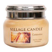 Village Candle Svíčka ve skleněné dóze Village Candle Oslava, 312 g