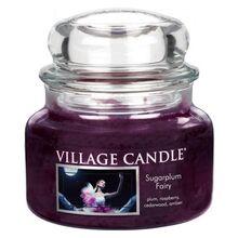 Village Candle Svíčka ve skleněné dóze Village Candle Půlnoční víla, 312 g