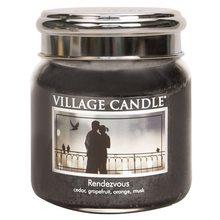 Village Candle Svíčka ve skleněné dóze Village Candle Rande, 454 g