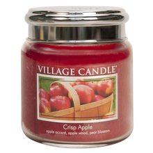 Village Candle Svíčka ve skleněné dóze Village Candle Svěží jablko, 454 g