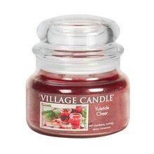 Village Candle Svíčka ve skleněné dóze Village Candle Vánoční čas, 312 g