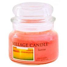 Village Candle Svíčka ve skleněné dóze Village Candle Východ slunce, 312 g