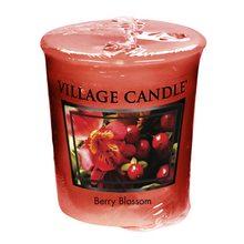 Village Candle Vonná svíčka Village Candle Červené květy, 57 g