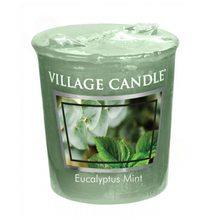 Village Candle Vonná svíčka Village Candle Eukalyptus a máta, 57 g