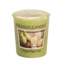 Village Candle Vonná svíčka Village Candle Hruškový fizz se zázvorem, 57 g