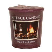 Village Candle Vonná svíčka Village Candle Víkend na horách, 57 g